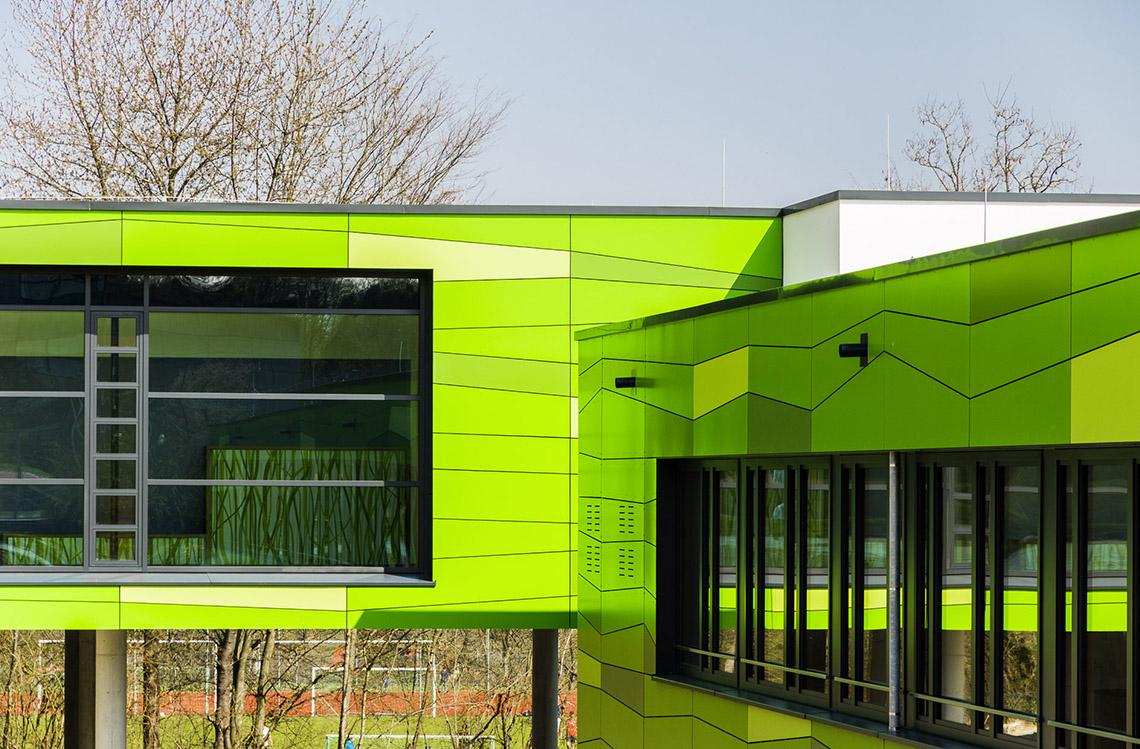 Ingenieurbüro Tändler Bschlangaul Öffentlicher Bau Betty Greif Schule Pfarrkirche