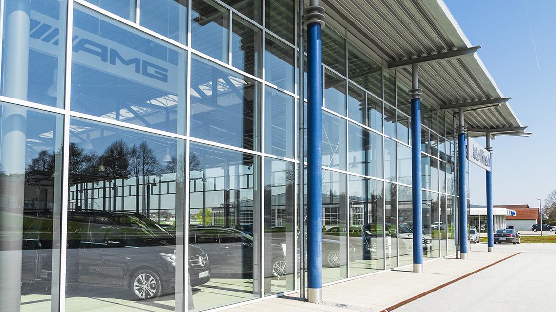 Industriebau Ingenieurbüro Tändler Bschlangaul