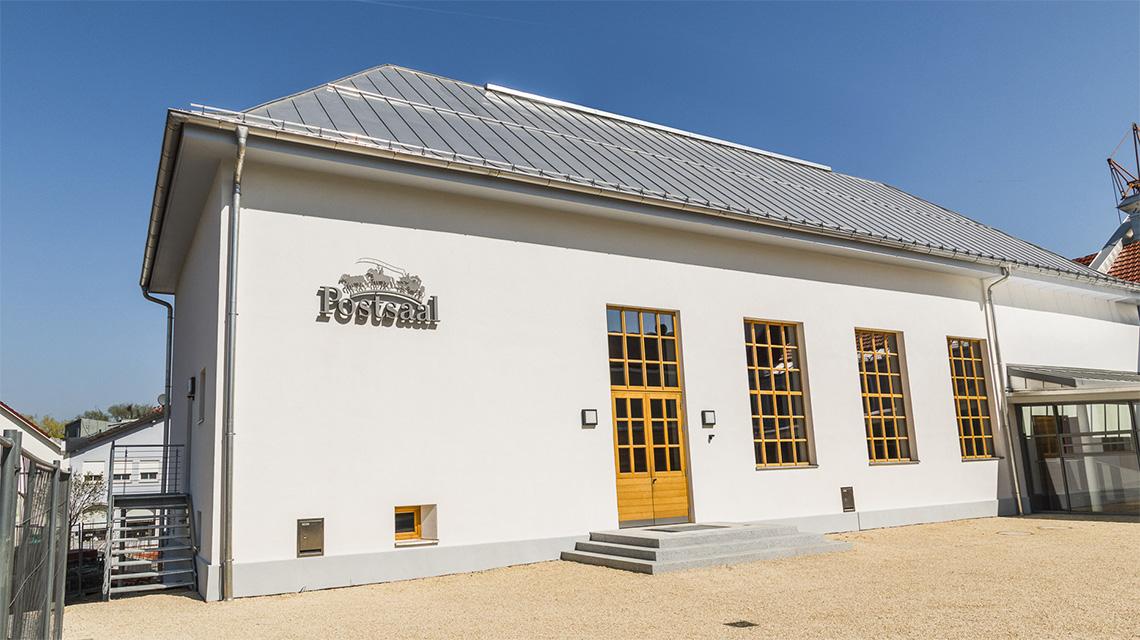 Postsaal Eichendorf
